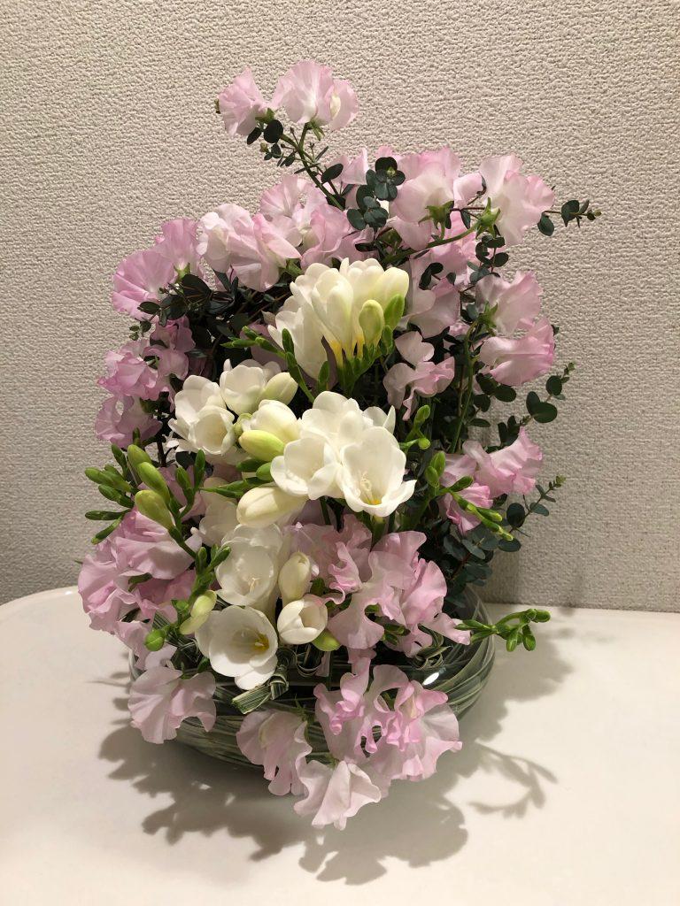 お誕生日プレゼントのご注文をご主人様よりいただきました。 木村千恵様